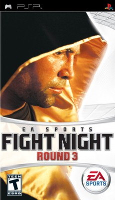 Игра Fight Night Round 3 (PSP)