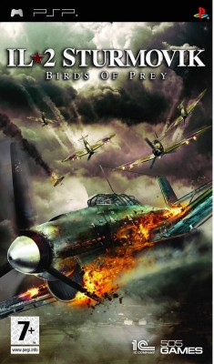 Игра IL 2: Sturmovik. Birds of Prey (PSP) б/у