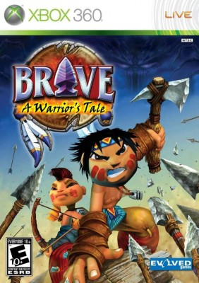 Игра Brave: A Warrior's Tale (Xbox 360) б/у (eng)
