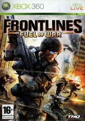 Игра Frontlines: Fuel of War (Xbox 360) б/у (eng)