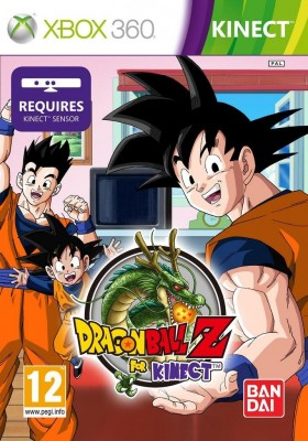 Игра Dragon Ball Z for Kinect (Xbox 360) б/у