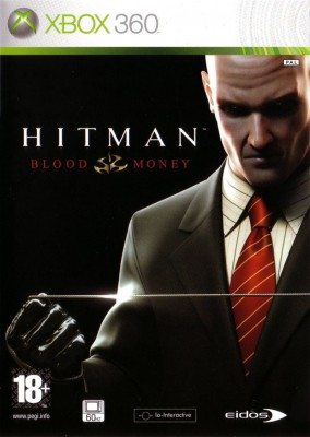 Игра Hitman: Blood Money (Xbox 360) б/у (eng)