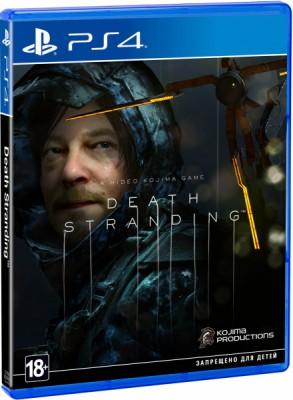 Игра Death Stranding (PS4) (rus)