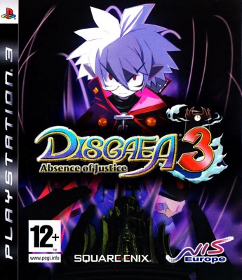 Игра Disgaea 3: Absence of Justice (PS3) б/у (eng)