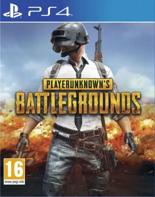 Игра Playerunknown's Battlegrounds [PUBG] (PS4) (rus)