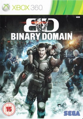 Игра Binary Domain (Xbox 360) (eng) б/у