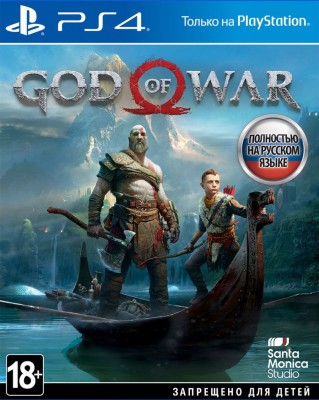 Игра God of War (PS4) (rus)