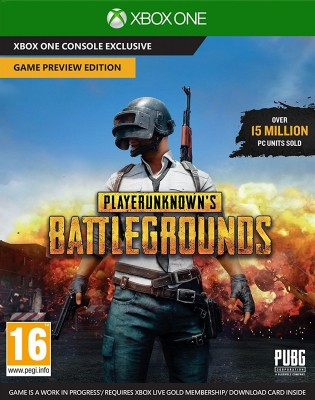 Игра Playerunknown's Battlegrounds (PUBG) (Xbox One) (rus) б/у