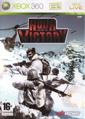 Игра Hour Of Victory (Xbox 360) (eng) б/у