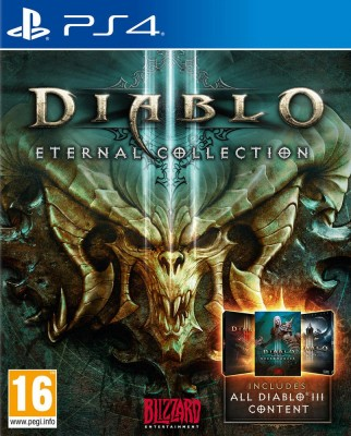 Игра Diablo III: Eternal Collection (PS4) (rus) б/у