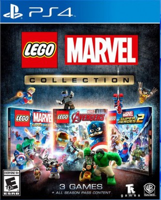 Игра LEGO Marvel Collection (PS4) (eng)
