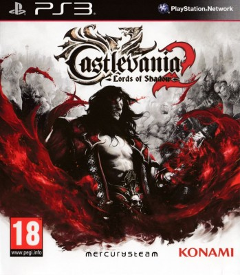Игра Castlevania: Lords of Shadow 2 (PS3) (rus)