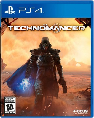 Игра Technomancer (PS4) (eng) б/у