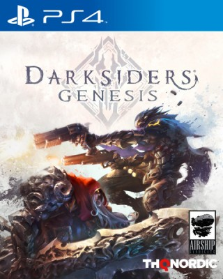 Игра Darksiders: Genesis (PS4) (rus)