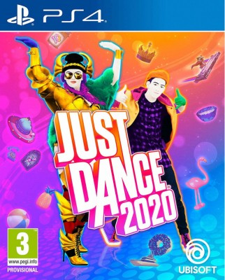 Игра Just Dance 2020 (PS4) б/у