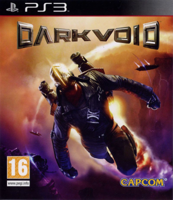 Игра Dark Void (PS3) б/у