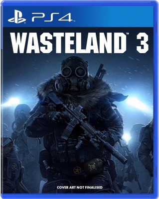 Игра Wasteland 3 (PS4) (rus sub)
