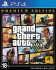Игра Grand Theft Auto V. Premium Edition (GTA 5) (PS4) (rus sub) б/у