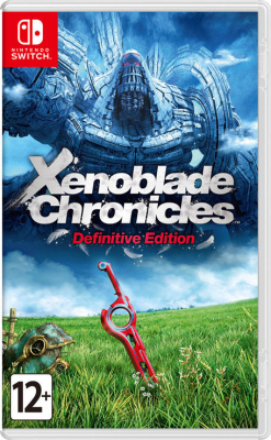 Игра Xenoblade Chronicles: Definitive Edition (Nintendo Switch) (eng)