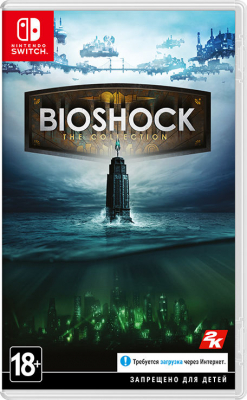 Игра BioShock: The Collection (Nintendo Switch) (eng)