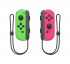 Геймпад Switch Controller Joy-Con (Neon Green/Neon Pink)