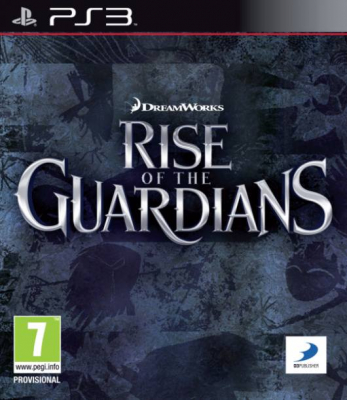 Игра Rise of the Guardians (PS3) (eng) б/у