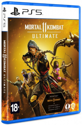 Игра Mortal Kombat 11 Ultimate (PS5) (rus sub)