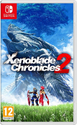 Игра Xenoblade Chronicles 2 (Nintendo Switch) (eng)