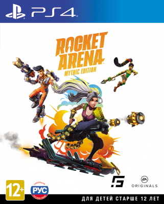 Игра Rocket Arena - Mythic Edition (PS4) (rus sub)
