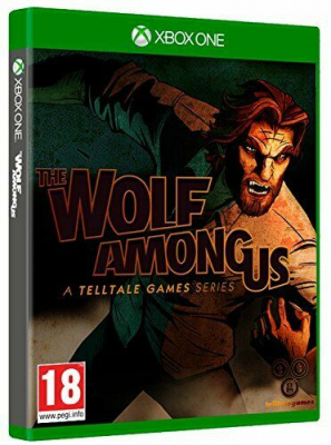 Игра The Wolf Among Us (Xbox One) (eng)