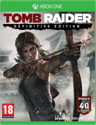Игра Tomb Raider (Definitive Edition) (Xbox One) (rus)