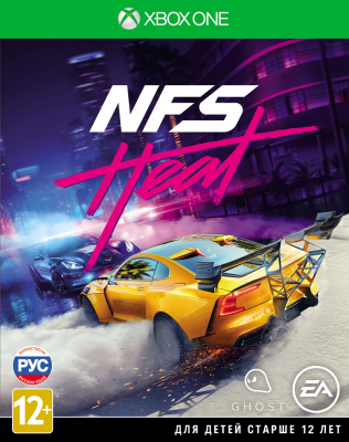 Игра Need for Speed: Heat (Xbox One) (rus)