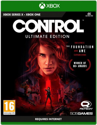 Игра Control: Ultimate Edition (Xbox) (rus sub)