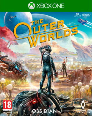 Игра The Outer Worlds (Xbox One) (rus sub)