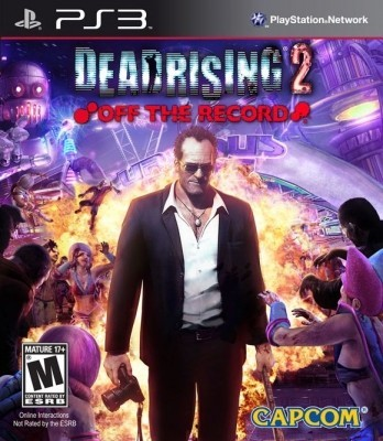Игра Dead Rising 2: Off the Record (PS3) б/у